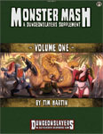 Monster Mash Vol 1 for Dungeonslayers RPG