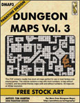 DUNGEON MAPS VOL 3