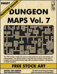 DUNGEON MAPS VOL 7
