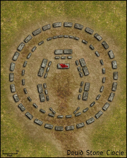 Maps for M&M Druids_circle001small