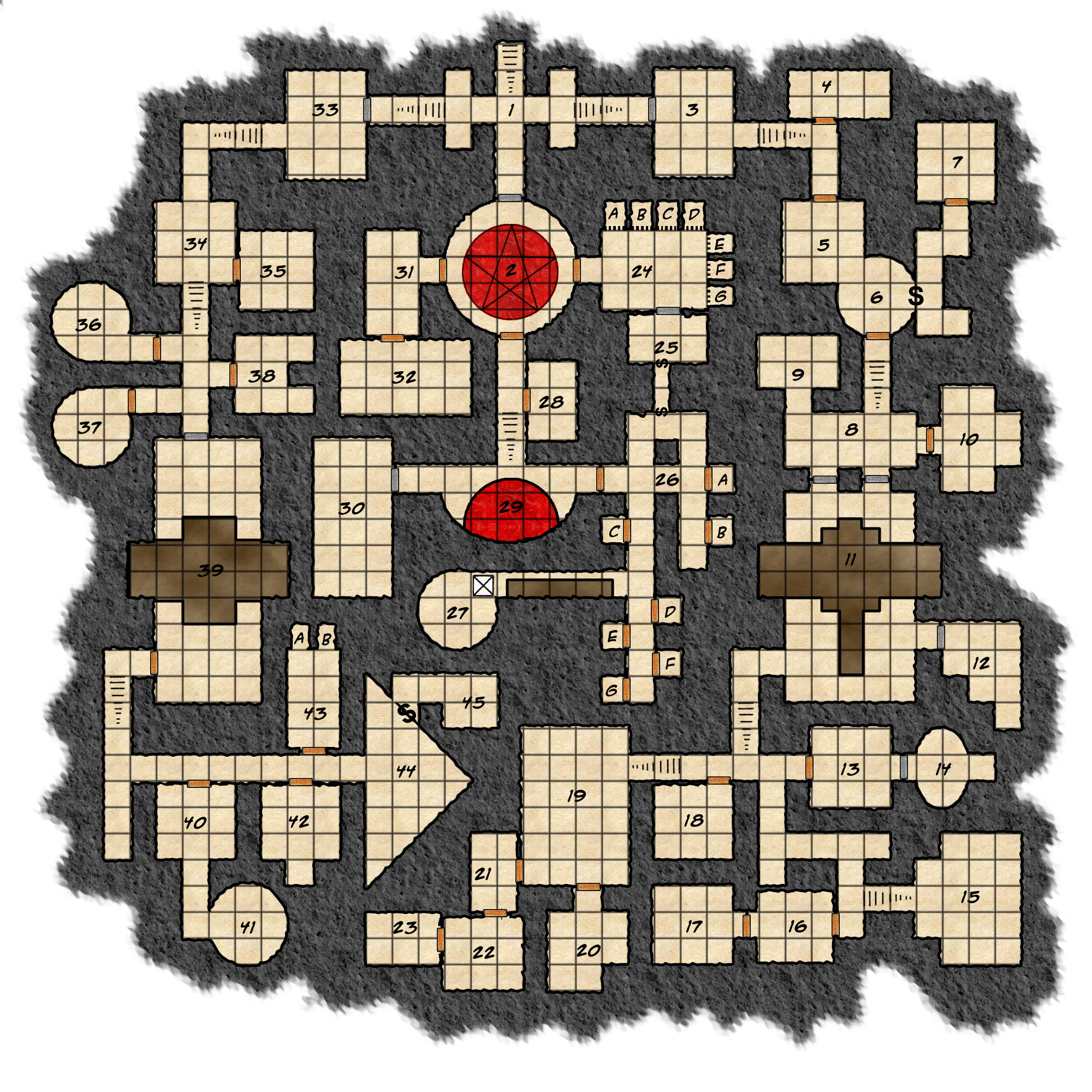 My Dungeon Maps