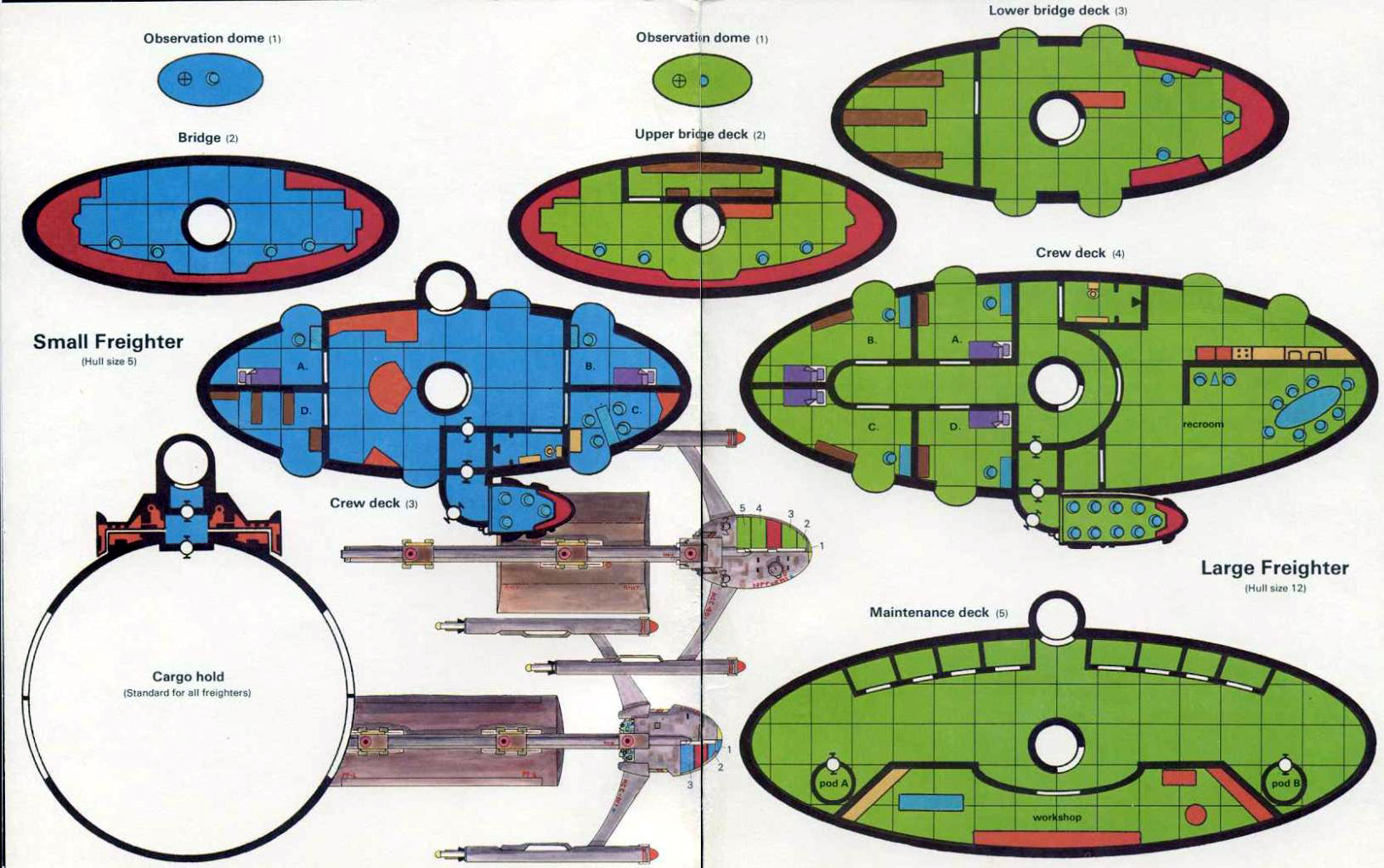 sci fi space stations deck plans -#main