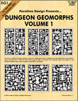 Dungeon Geomorphs Vol 1 PDF