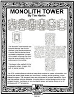 Monolith Tower Map PDF