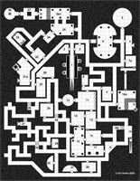 Paratime Design Presents... Bonus Dungeon Enhanced Map PDF