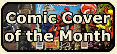 Comic Cover of the Month